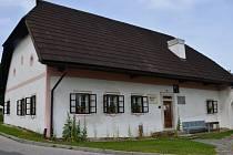 Památník - Rodný dům Adalberta Stiftera.