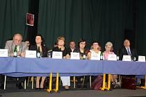 Ustavující zasedání zastupitelstva v Kaplici.
