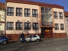 Restaurace U Zlaté podkovy ve Velešíně.