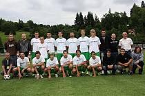 FK Slavoj Český Krumlov – 4. místo v KP 2008/2009.