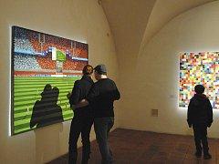 Egon Schiele Art Centrum slavnostně zahájilo sezónu. Obrazy Kathariny Dietlinger.
