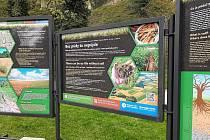Výstava věnovaná půdě a jejímu významu pro člověka potrvá do pondělí 14. června.
