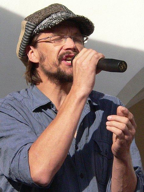 Dan Bárta.