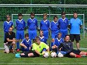 OP starší žáci – FC Velešín