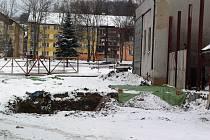 Nová kotelna v Horní Plané počítá i s kotlem na bioodpad.