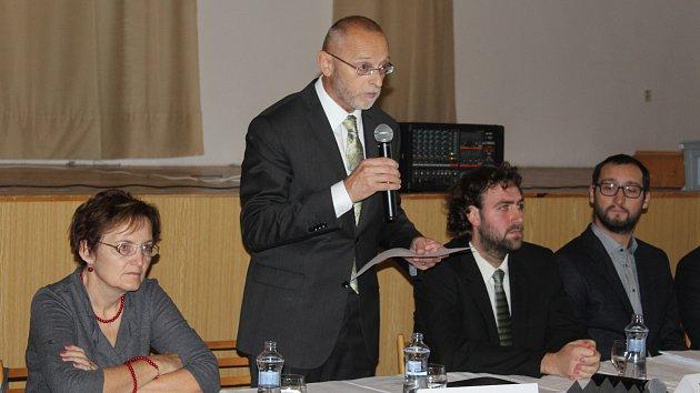 Novým starostou Velešína je Petr Vágner
