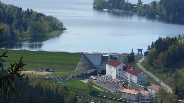 Vodní dílo a elektrárna Lipno I.