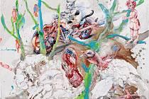 Výběr z dosud málo viděných i nikdy nevystavovaných obrazů českého malíře Michaela Rittsteina.