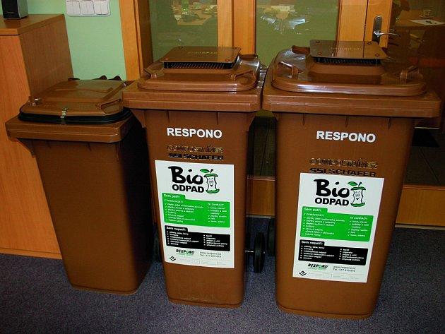 Ilustrační foto - možné třídění bioodpadů.