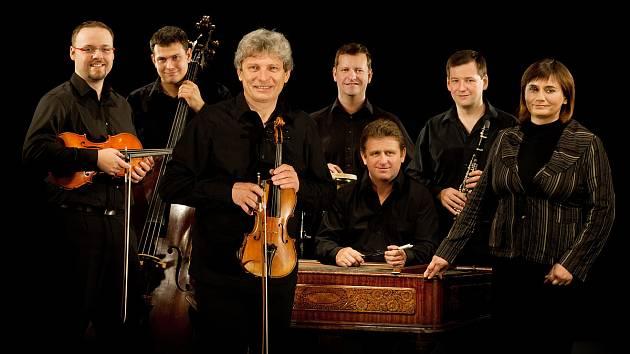 Mezinárodní hudební festival Český Krumlov přináší rozmanitý hudební program. Na snímku kapela Hradišťan.