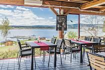 Hotel Resort Relax Dolní Vltavice s grilbarem Regata.