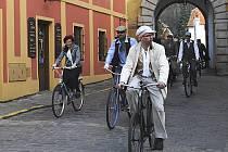 Kokosi na Kleti zahájili cyklosezónu bez převodů.