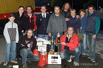 Holubovští dobrovolní hasiči jsou dobrá parta, která dělá mnoho užitečného pro obec. O jejich činorodosti a aktivitě svědčí i klubovna plná  rozmanitých pohárů vybojovaných v řadě hasičských soutěží.