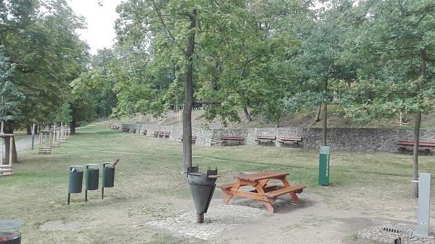 Veřejné grilovací místo je jedním z trojice návrhů, které si podali občané českokrumlovského Nádražního předměstí.