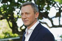 Představitel Jamese Bonda Daniel Craig.