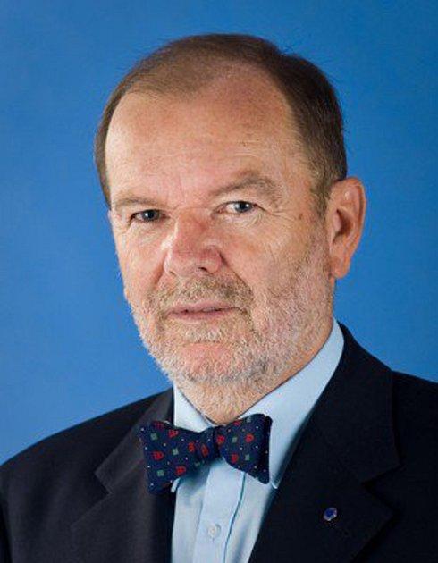 František Mikeš, bývalý starosta Českého Krumlova.