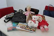 Do sbírky přispěla i krumlovská společnost Schwan-STABILO ČR, s.r.o. Její zaměstnanci darovali šestnáct kabelek, patnáct knih a sedmadvacet hraček. Děkujeme!