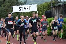 Více než sto třicet atletů všech kategorií se postavilo na start 21. ročníku Večerního běhu Křemží.