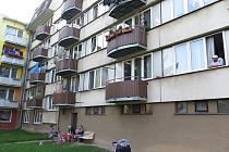 Byty, které jsou na prodej.