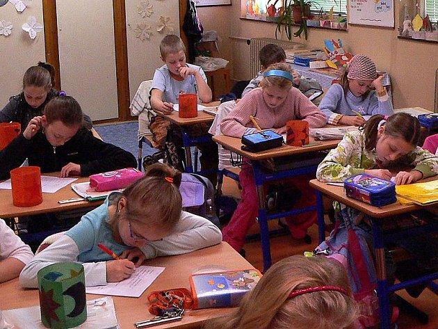 Den v Základní a mateřské škole Křemže.