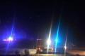 Noční nehoda u Větřní.