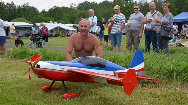 Letecko-modelářský den se koná dnes v Horní Plané.