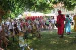 Oslava výročí 750 let města Velešín.