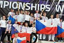 Nominaci na letošní mistrovství světa si vybojovala sedmnáctka nadějí oddílu Karate Panthers Český Krumlov.