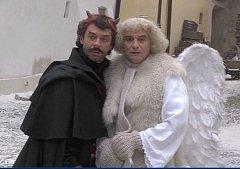Oblíbení hrdinové, Uriáš a Petronel v akci