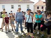 Výprava na hradiště Stržíšek.