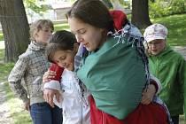 Děti prokázaly dobré znalosti a dovednosti v ošetřování úrazů a poskytování první pomoci.