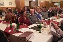 Sté setkání u Kaplického stálého stolu ve Slovanském domě.