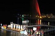 Olympijský park Rio Lipno.