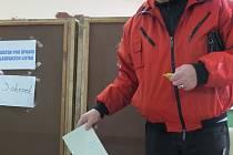 Volby v Kaplice.