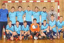 V. ročník Moucha Cupu v Kaplici - 1. místo: TJ Lokomotiva České Budějovice.