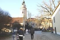 Od 1. dubna se návštěvníkům otevřel i zámek Český Krumlov