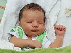 Martina Candrová a Štěpán Šlajs ze Slavče se mohli 11. června 2010 deset minut po dvaadvacáté hodině pochlubit v českokrumlovské porodnici synem Viktorem Šlajsem, který měřil 52 centimetrů a vážil 3630 gramů.