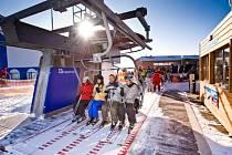 Ski areál Lipno a Brloh Rohy připravily slevy pro páry.