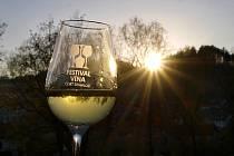 Festival vína Český Krumlov.