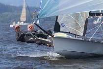Lipenské jezero bude počátkem září hostit juniorské ME v olympijských lodních třídách 49er a 49erFX.