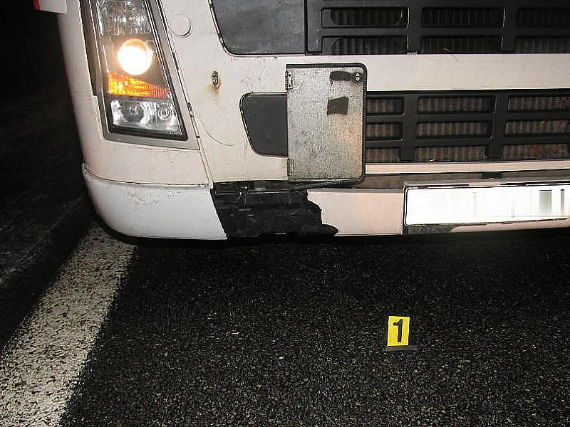 Tragická nehoda se odehrála v úterý 19. ledna brzy ráno.