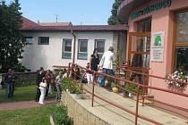 Lepší život bude od roku 2010 čekat na důchodce v Horní Plané. Rekonstrukce budovy C začne již zítra.