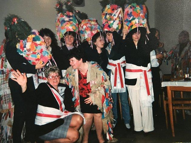 V dalším díle seriálu Jak Jsme žili v Československu, který vyjde v tištěném vydání regionálního Deníku v pátek 16. února, se podíváme do historie masopustu v Soběnově.