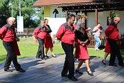 Již po jedenadvacáté pořádali Bujanovští Koláčové slavnosti.