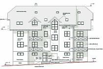 Nový dům, v němž budou byty pro seniory a startovací byty pro mladé rodiny, by měl vyrůst ve Vyšším Brodě.