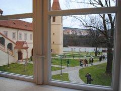 Krumlovské kláštery jsou otevřené pro veřejnost.