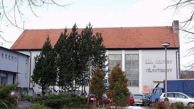 Kulturní dům ve Zlaté Koruně je starý přes třicet let. V příštím roce by měla začít první etapa jeho rekonstrukce.