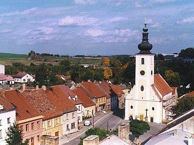 Benešov nad Černou.