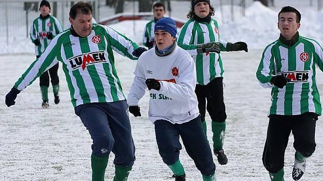 Sekyra Group Cup 2010 / TJ Sokol Boršov nad Vltavou - FK Slavoj Český Krumlov dorost 0:4 (0:1).