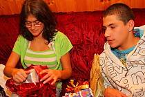 Děti před Vánoci prozradily, co by si pod stromečkem přály. Mnohým se přání splnilo.